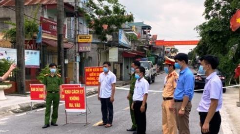 Nam Định: Thêm 17 ca mắcCovid-19 mới ở huyện Ý Yên