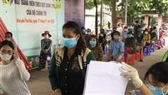 Bình Dương: Ông Trần Thái Hiền liên hệ Trưởng khu phố để nhận hỗ trợ