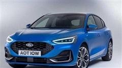 Ford Focus 2022 ra mắt