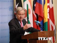 Tổng Thư ký Liên hợp quốc kêu gọi bảo vệ quyền phụ nữ trên thế giới