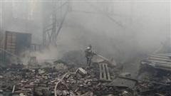 Nổ nhà máy hóa chất tại Nga, ít nhất 16 người thiệt mạng