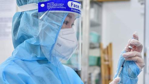 Sở Y tế báo cáo UBND TP HCM cấp độ dịch của thành phố