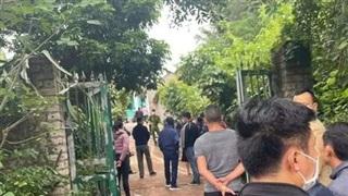 Điều tra nghi án sát hại bố mẹ và em gái tại Bắc Giang