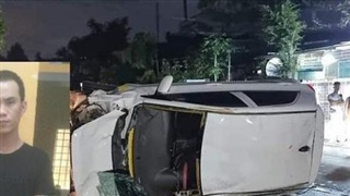 Đã bắt được tài xế gây tai nạn làm 2 người chết rồi bỏ trốn