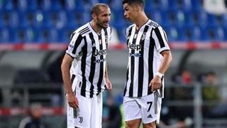 Chiellini nói phũ, Ronaldo nên sớm biến khỏi Juventus