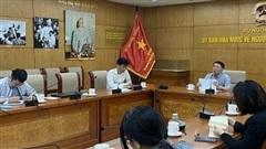 Đào tạo kỹ năng viết báo cáo, phát biểu cho cán bộ ngoại giao trẻ