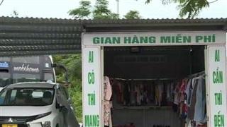 Ấm lòng với 'cửa hàng 0 đồng' hỗ trợ người khó khăn ở Đà Nẵng