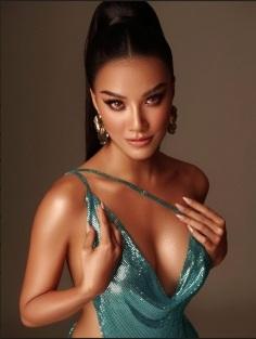 Á hậu Kim Duyên khoe nhan sắc quyến rũ mừng sinh nhật tuổi 26