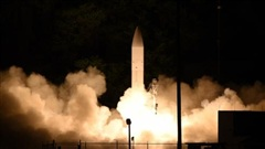 Mỹ: Phóng hỏng không liên quan đến tên lửa siêu thanh