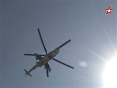 Nga-Tajikistan tập trận chống các tay súng xâm nhập từ Afghanistan