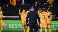 AS Roma thua thảm 1-6 ở Europa Conference League, Jose Mourinho bàng hoàng