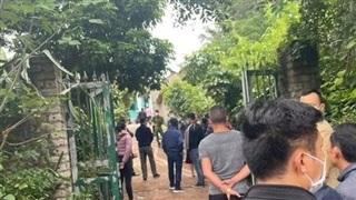 Cháu bé 8 tuổi chứng kiến bố giết ông, bà và cô ở Bắc Giang