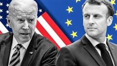 Báo Mỹ lo quan hệ với châu Âu sắp tan vỡ