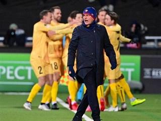 HLV Jose Mourinho nhận thất bại cay đắng nhất trong sự nghiệp