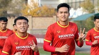 U23 Việt Nam hứng khởi luyện công, chuẩn bị xung trận châu lục
