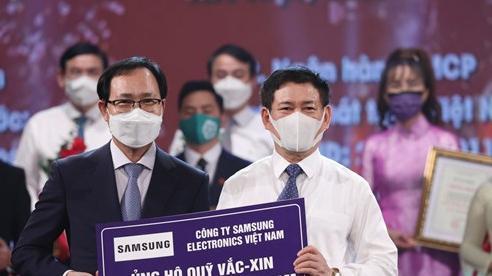 Hà Nội: Huy động nguồn lực cùng chung tay ủng hộ công tác phòng, chống dịch bệnh