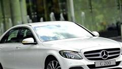 Lỗi ECU, Mercedes-Benz Việt Nam phải triệu hồi gần 1.800 chiếc C200