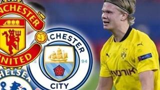 Haaland hét lương khủng, MU vẫn đua gắt Man City và PSG