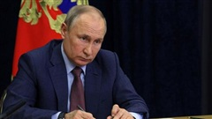 Tổng thống Putin nói lời dứt khoát với châu Âu về khí đốt