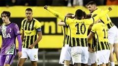 Tottenham thất thủ, AS Roma thua mất mặt tại Na Uy