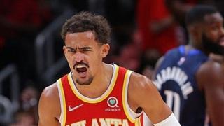 Atlanta Hawks 'hủy diệt' Dallas Mavericks trong ngày ra quân ở NBA 2021-2022