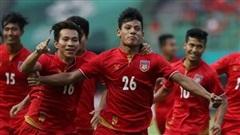 Tuyển U23 Myanmar bị đánh giá thấp trước khi 'chạm trán' với U23 Việt Nam