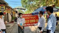 Nghệ An ghi nhận thêm 41 ca dương tính với SARS-CoV-2