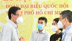 Chủ tịch UBND TPHCM Phan Văn Mãi: Ngày 25-10 công bố cấp độ dịch tại TPHCM