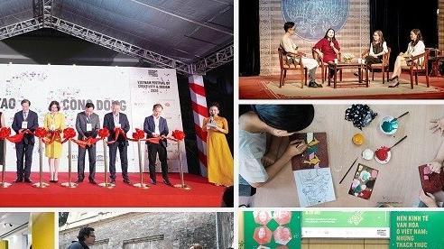Liên hoan Sáng tạo & Thiết kế Việt Nam 2021: Khám phá tương lai sáng tạo