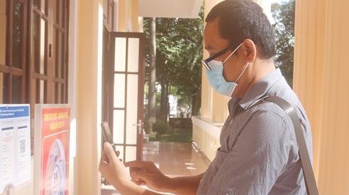 Trà Vinh tăng cường khai báo y tế điện tử trong phòng, chống Covid-19