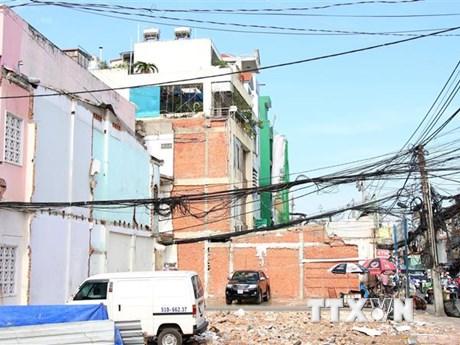 Dự án metro số 2 Bến Thành-Tham Lương mới bàn giao mặt bằng gần 80%