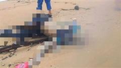 Quảng Nam: Phát hiện thi thể người đàn ông trôi dạt vào bờ biển