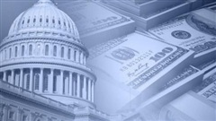 Thâm hụt ngân sách Hoa Kỳ tăng lên 2.710 tỷ USD