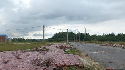 Quảng Ngãi: Hàng loạt sai phạm tại dự án Cà Ninh