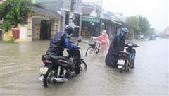 Phú Ninh (Quảng Nam): Mưa lớn gây ngập nặng Chiên Đàn