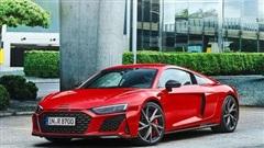 Audi R8 2023 sẽ có phiên bản thuần điện