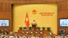 Nội dung dự thảo Nghị quyết Tổ chức phiên tòa trực tuyến đảm bảo tính khả thi