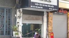Hà Nội phong tỏa cửa hàng cắt tóc ở quận Đống Đa vì ca mắc COVID-19