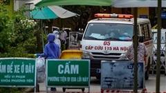 Gia đình 4 người ở Hà Nội phát hiện mắc COVID-19, Thủ đô ghi nhận thêm ca cộng đồng