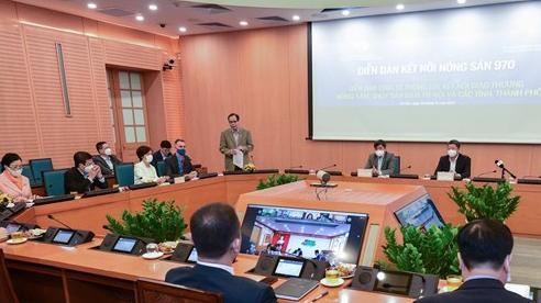 Kết nối nông sản các địa phương tới Hà Nội