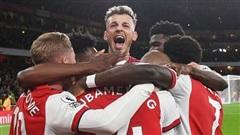 BXH Ngoại hạng Anh 2021-2022: Arsenal phả hơi nóng vào gáy MU