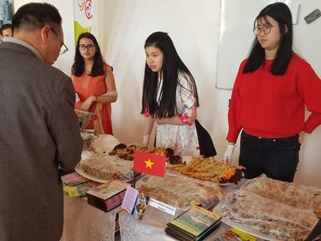 Văn hóa Việt Nam hút khách tham quan tại lễ hội 'Hương vị châu Á'