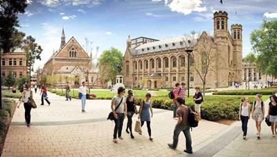 Australia đón sinh viên quốc tế từ đầu năm học 2022