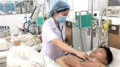 Nhiều ca sốt xuất huyết nặng nhập viện
