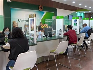 Vietcombank phát hành cổ phiếu để trả cổ tức, tăng vốn điều lệ