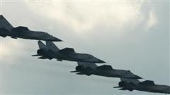 Tiêm kích Nga cất cánh từ Anadyr khiến Mỹ giật mình