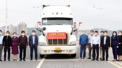Việt Nam tiếp nhận 800.000 liều vaccine Vero Cell từ Trung Quốc