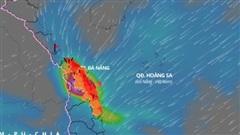 Nguy cơ xảy ra lũ quét, sạt lở đất tại các tỉnh từ Thừa Thiên-Huế đến Phú Yên và Bắc Tây Nguyên
