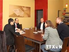 Xúc tiến hợp tác giữa các địa phương, doanh nghiệp Việt Nam và Áo