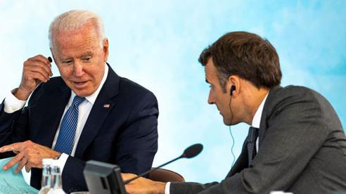 Nỗ lực hàn gắn rạn nứt, ông Biden và Macron sẽ gặp nhau tại thượng đỉnh G20